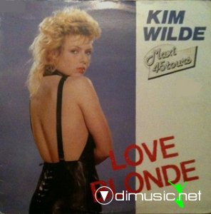 Kim Wilde  ‎–  Love Blonde 12