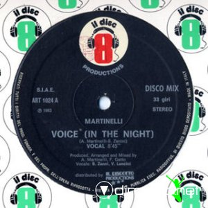 Martinelli - Voice (In The Night) 12