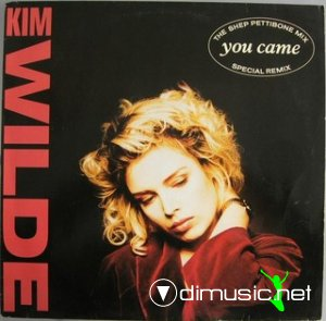 Kim Wilde  ‎–  You Came (The Shep Pettibone Mix) 12