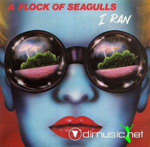 A Flock Of Seagulls - I Ran (Maxi-Single)
