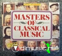 Masters Of Classical Music [10 CD set] (1990)