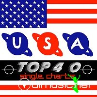 USA Hot Top 40 Singles Chart 21 December