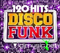 Various - 120 Hits Disco Funk
