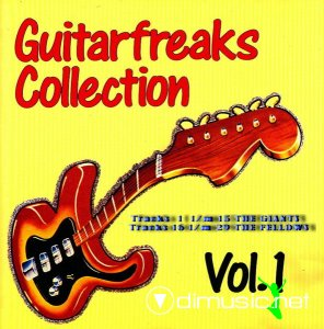 Guitar Freaks Collection Vol. 1