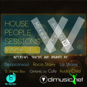 VA - House People Sessions Volume 1 (2013)