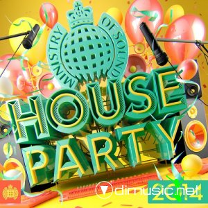 VA - Ministry of Sound: House Party 2014 (2013)