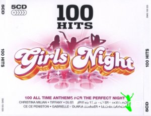 100 Dance hits - 80s 90s genre - Girls Night