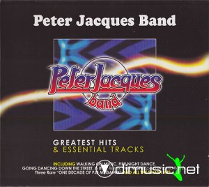 Peter Jacques Band - Greatest Hits & Essential Tracks