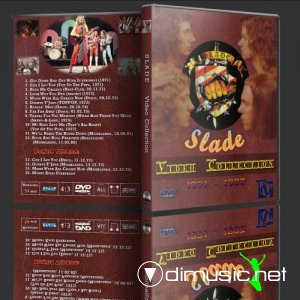 Slade - Video Collection 1971-1982 (2008) DVD-5 + DVDRip