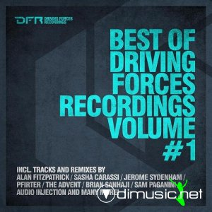 VA - Best Of Driving Forces Vol.1 (continous DJ mix by Sutter Cane) (2013)