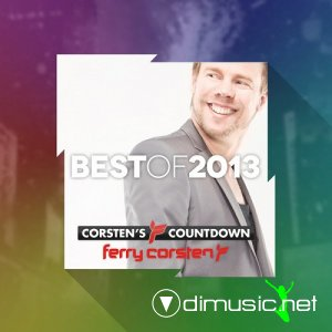 VA - Ferry Corsten presents Corstenas Countdown Best Of 2013 (2013)