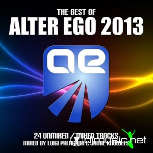 VA - Alter Ego: Best Of 2013 (2013)