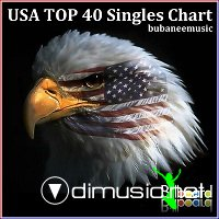 Billboard USA Hot Top 40 Singles Chart 18-January [Bubanee]