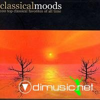 Classical Moods - 100 Top Classical Favorites Of All Time (2002)