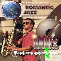 Romantic jazz Vol. 1 - 1000 % The Best Of The Best Music Collection