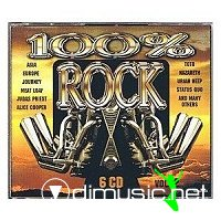 100% Rock Vol. 2 (6CD Box) (2003)