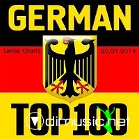 German Top 100 Single Charts 20.01