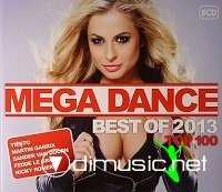 Mega Dance Top 100 Best Of 5CD