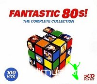 Fantastic 80's: The Complete Collection (5CD)