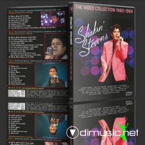 Shakin' Stevens - Video Collection 1980-1984 (2011) DVD5 + DVDRip