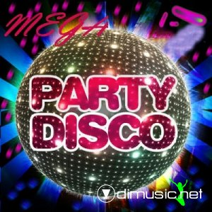 VA - Disco Mega Party (2014)