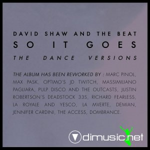 David Shaw and The Beat - So It Goes (The Dance Versions) (2013)