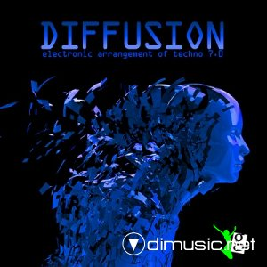 VA - Diffusion 70 Electronic Arrangement Of Techno (2014)