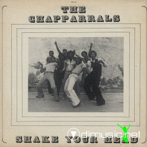 The Chapparrals - Shake Your Head (CD, Album) 1978