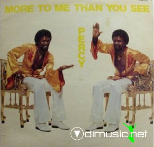 Percy Smith - More To Me Than You See (Vinyl, LP) 1982