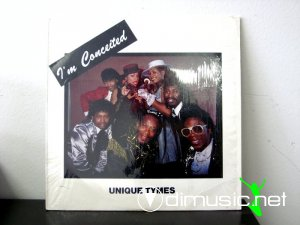 Unique Tymes - I'm Conceited LP - 1981