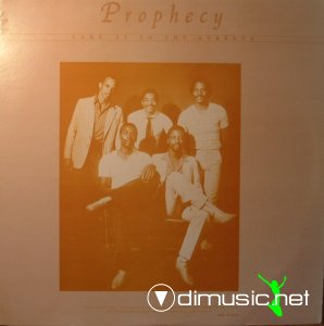 Prophecy - Take It To The Streets (Vinyl, LP) 1982