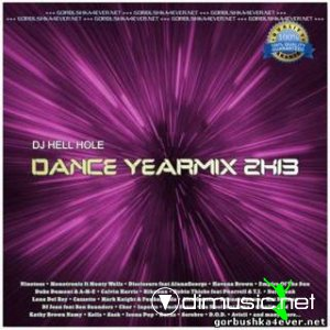Dj Hell Hole - Dance Yearmix 2013 (pl)