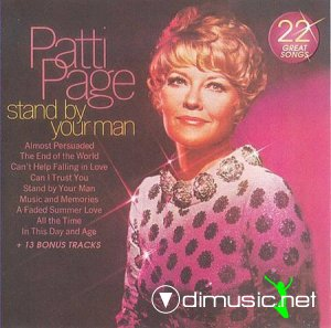 Patti Page - Stand By Your Man (1970)