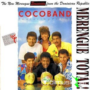 Pochi y su Cocoband - ¡Merengue Total! (1991)