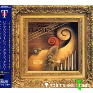 T SQUARE-- Royal Rhilharmonic Orchestra Plays T-SQUARE Classics BLU SPEC CD 2 [1992/2013]