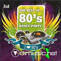 Best Of 80s Dance Party