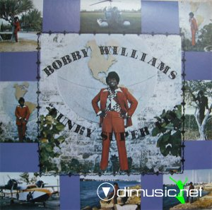 Bobby Williams - Funky Super Fly (Vinyl, LP) (1974)