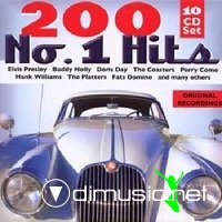 200 No.1 Hits - 10 Cd-Box Collection