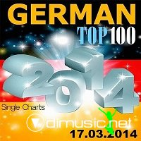 German Top 100 Single Charts 17.03