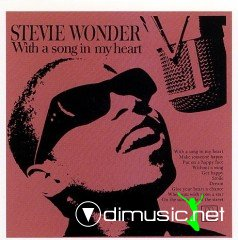 Stevie Wonder - With A Song In My Heart (mega)