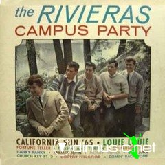 Rivieras,The  - Campus Party (1965)