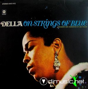 Della Reese - Della On Strings Of Blue (Vinyl, LP, Album)