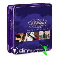 The 101 Strings Orchestra - 101 Strings Instrumental Gold Collectors Edition.3CDs (2007)