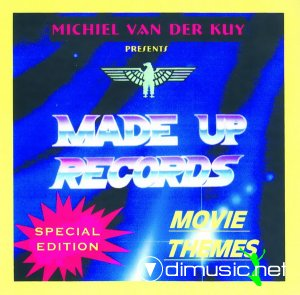 Michiel van der Kuy - Movie Themes (1999)