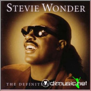 Stevie Wonder - Definitive Definitive Collection Greatest Hits