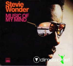 Stevie Wonder 1972 Music Of My Mind