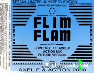 Tolga Flim Flam Balkan - Best of Joint Mix (MCD 1988)