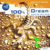 Cover Album of Various - 100% Dream - Music For Your Mind 5