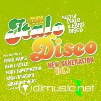 ZYX Italo Disco New Generation (Vol. 1-4)