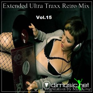 VA - Extended UltraTraxx Retro Mix Vol.15 2012